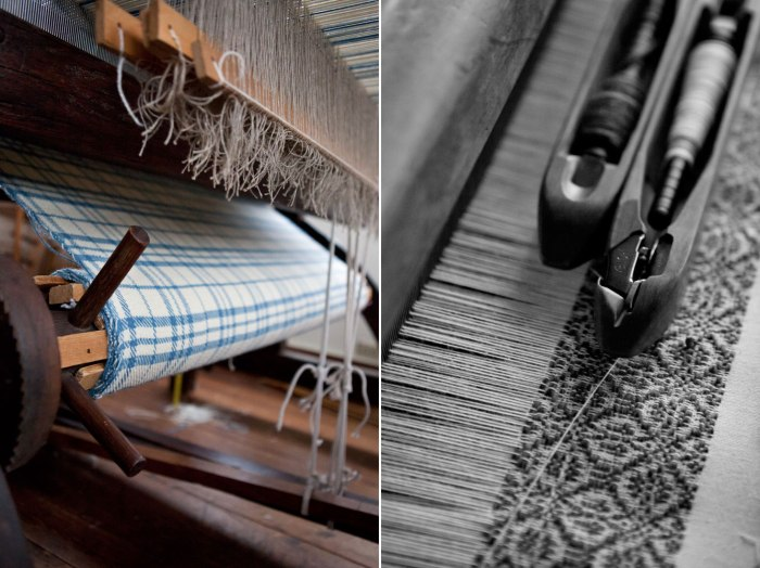 Hope State Style | The Marshfield School of Weaving, Marshfield VT | Caroline Goddard