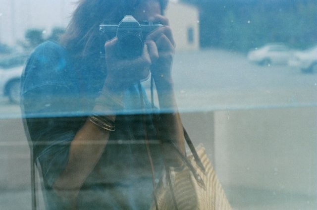 Self Portrait | Hope State Style x Salt Newport | Photography by Caroline Goddard