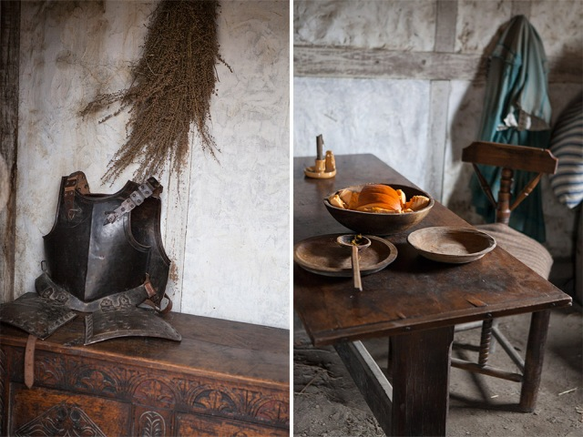 17th Century English Village - Plimoth Plantation | Hope State Style | Photography by Caroline Goddard