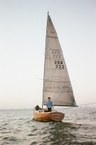 Dinner on Jamestown by way of the S/Y Puffin   Hope State Style   Caroline Goddard Photography
