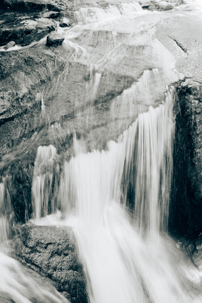 Caroline Goddard | Hope State Style | Nature Studies | The Flume Gorge | Franconia, NH
